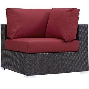 Latitude Run Ryele Corner Chair with Cush..