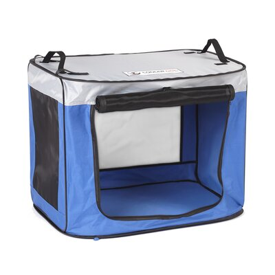 Cooler Dog Pup-up Shade Oasis Pet Crate