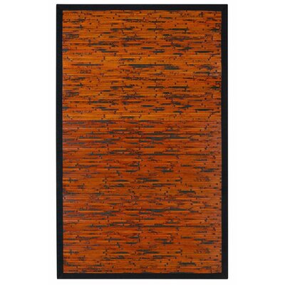 govinda brown area rug