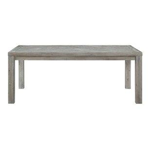 Vikenti Solid Wood Dining Table