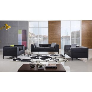Olivia 3 Piece Living Room Set