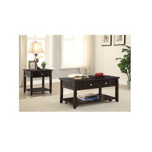 Donner 2 Piece Coffee Table Set