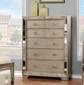 Rosdorf Park Belsford 7 Drawer Chest