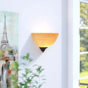Wall sconces birch lane sandia 1 light wall sconce aloadofball Choice Image