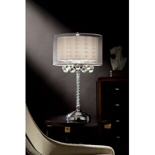 Inexpensive Venito 30 Table Lamp By House of Hampton