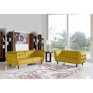 Carnmore 2 Piece Living Room Set by Corrigan Studio