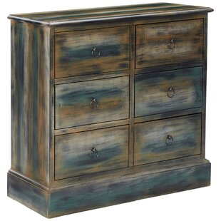 Catt Spacious 6 Drawer Accent Chest by August Grove