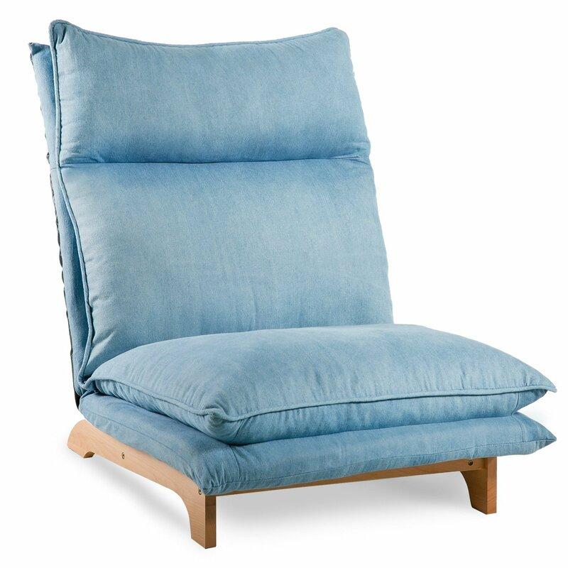Wonderful Monsour Adjustable Folding Sofa
