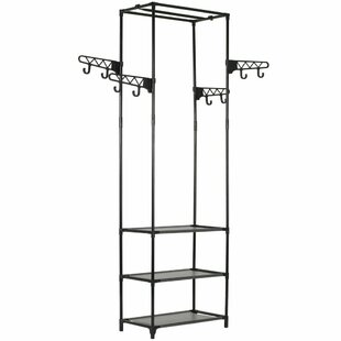 Ardent 55cm Wide Clothes Rack By World Menagerie