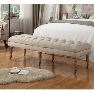 Guide to buy Walkerton Upholstered Bench By Birch Lane™