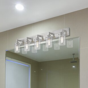 Crumley 5-Light Vanity Lig..