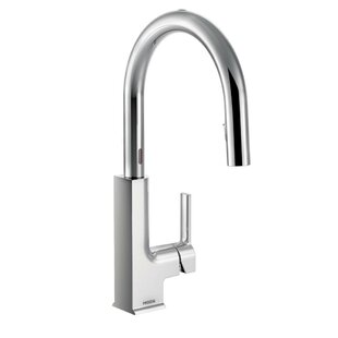 Moen Sto Pull Down Touchless Single Handle Kitchen Faucet