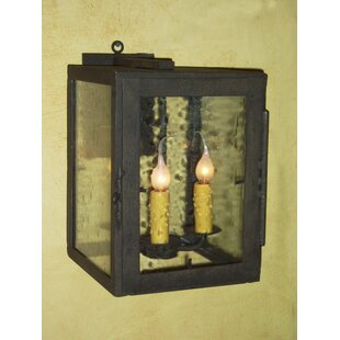 Inexpensive New York 3-Light Outdoor Wall Lantern By Laura Lee Designs