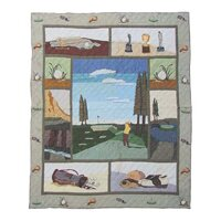 Millwood Pines Polly Golf a Gift Quilt