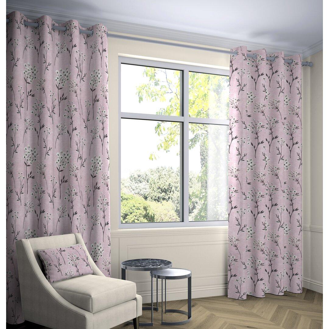 Prospe Eyelet  Thermal Curtains