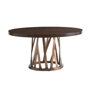 Zavala Horizons Round Dining Table Lexington