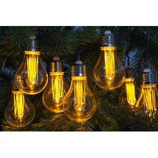 Bondurant Connectable Festoon Lights By Williston Forge