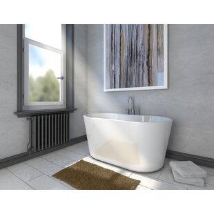 Find 56 x 31.4 Freestanding Soaking Bathtub ByA&E Bath and Shower