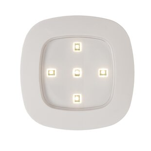Light It! Fulcrum Battery-Operated Wireless LED Under Cabinet Recessed Light
