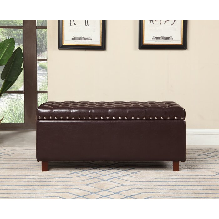 Incredible Luper Tufted Storage Ottoman Andrewgaddart Wooden Chair Designs For Living Room Andrewgaddartcom