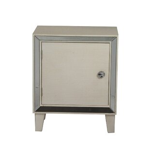 Bayaud 1 Door Accent Cabinet by House of Hampton