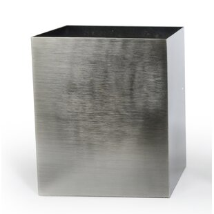 Moda At Home Steel Waste Basket