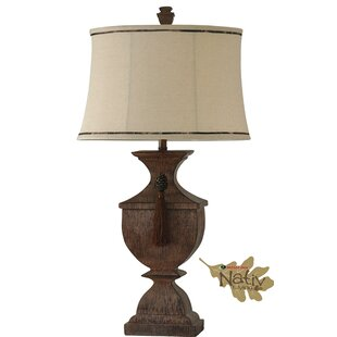 Provost Mossy Tassel Accented 37 Table Lamp