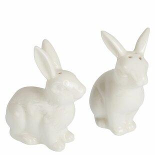 Bunny Salt And Pepper Set