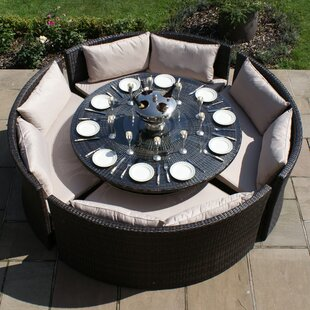 Macclenny 8 Seater Rattan Sofa Set By Sol 72 Outdoor