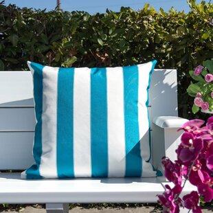 Blue Navy Outdoor Pillows You Ll Love Wayfair