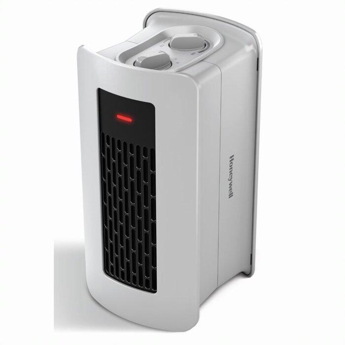 2-Pack Kaz 1500-Watt Electric Fan Compact Heater