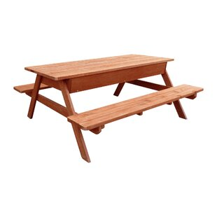 Cedar Wooden Picnic Table
