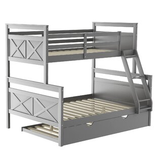 Twin over Full Bunk Bed with Trundle by Harper Orchard