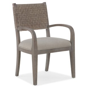Carmel Upholstered Dining Arm Chair