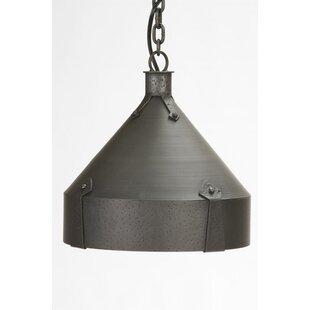 Steel Partners Trulli 1-Light Outdoor Pendant