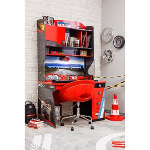 "Champion GTI Racer 46.2"" Writing Desk by Cilek"
