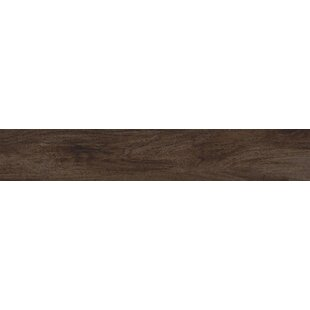"""Centennial Arbor 6"""" x 24"""" Porcelain Wood Look Tile in Tawny by"""