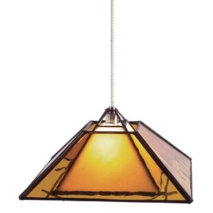 Tech Lighting Oak Park 1-Light Dome Pendant