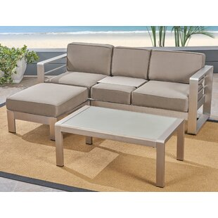 Bob 3 Piece Sofa Seating Group
