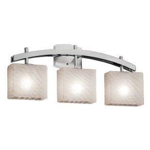 Brayden Studio Luzerne 3-Light Vanity Light