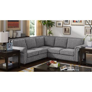 Attleboro Sectional by Charlton Home