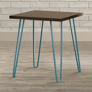 Mercury Row Bronstein End Table