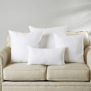 Beau Wayfair Basics Pillow Insert Set (Set Of 2)