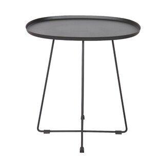 Rushton Side Table (Set Of 2) By Mercury Row