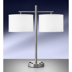 Raby Twin-light 26 Table Lamp (Set of 2)