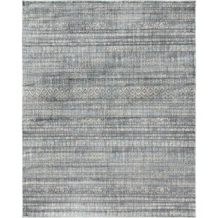 Read Reviews Montross Gray Area Rug ByWilliston Forge