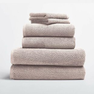 Air Weight 100% Cotton Guest Towel