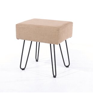 Alajia Dressing Table Stool By 17 Stories