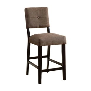 Telly Leather Upholstered Dining Chair (S..