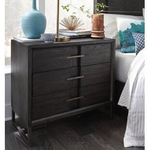 Diehl 3 Drawer Bachelor's Chest by 17 Stories